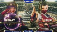 街霸5 Stunfest CPT2018 职业赛 Infiltration (Menat) vs Fujimura (Ibuki)