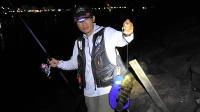 《海钓出游纪行》1.珠海桂山岛防波堤夜钓石斑鱼