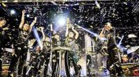 MSI季中赛UZI卡莎极限操作秀翻全场, 世界第一ADC, UZI牛逼