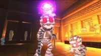 【虾米】方舟: 方块世界EP23, 可怕的法老王以及巨猿吊桥!