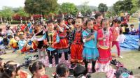 2018年4月17日广西实验幼儿园三月三赶歌圩EK24班视频