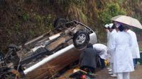 云南发生一起交通事故致2死10伤 均为学生