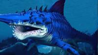 侏罗纪世界游戏 恐龙争霸赛277期陀螺球观赏车选拔赛海洋生物的对决 陌上千雨解说