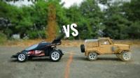 国产遥控车牵引力被纸板遥控车秒杀? 网友: 这配的什么发动机?