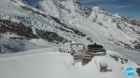 瑞士阿拉林旋转餐厅, 雪山环抱中浪漫旋转