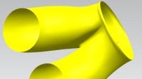 UG产品设计视频 裤子曲面做法 青松设计网