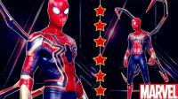【XY小源】未来之战 第2期 复仇者联盟3里的6星钢铁蜘蛛侠