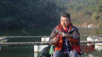 《筏钓江湖》第三季第1期: 金丝辉芒耀岭头, 燕客挥筏斗巨鳊