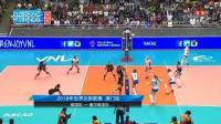 2018世界女排联赛(澳门站)(第01场)(泰国VS塞尔维亚)比赛视频!