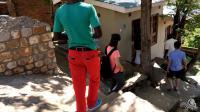 114集: 在非洲市区, 寻找从airbnb定的民宿
