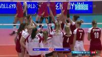 2018世界女排联赛(中国澳门站)(第02场)(中国VS波兰)比赛视频!