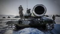 第177期 中国96B坦克完成寒区测试
