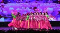 大连市朝鲜族雅博舞蹈队演出
