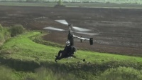 日本发明小型单人直升机, 时速100KM能飞30分钟, 汽车真要被取代?