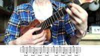 【阿青音乐坊】小潘潘/小峰峰《学猫叫》尤克里里弹唱教学教程
