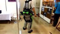 日本人自制外骨骼机器人
