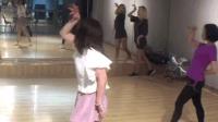 复古韩舞《lady》课堂镜面练习视频