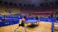 """青年组男单决赛_王悦彬 vs 马骁阳_2018年北京市职工""""和谐杯""""乒乓球比赛"""