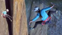 酷玩运动104: 极限攀岩女神挑战绝壁 火山自行车速降美如画