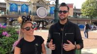 (中字) WWE小魔女阿莱克萨-布里斯逛巴黎迪斯尼乐园