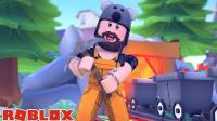 小格解说 Roblox挖矿模拟器: 购买彩虹小马工具! 食物小岛天降美食! 乐高小游戏