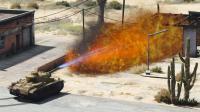 [HoHo]高能喷火装甲车