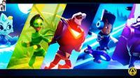 BattleHand Heroes(战斗手牌超级英雄)第1期: 超级英雄卡牌游戏★哲爷和成哥