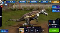 侏罗纪世界游戏第726期: 高棘龙★恐龙公园★哲爷和成哥