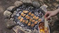 看! 如何把鲍鱼做成高级烧烤!