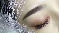 纹绣如何快速设计眉形?半永久教学视频课程教程-微林美睫