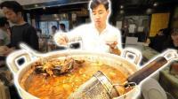 吃货常乐在日本偶遇同乡, 带吃中国小吃说是日本小吃