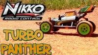 日光 涡轮 豹 遥控 汽车 Nikko Turbo Panther RC Car