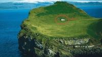 世界最孤独的房子, 独占一座45万平方米的海岛, 你能忍受这份寂寞吗
