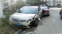 事故警世钟: 新手新车路又窄, 自信会车不减速, 下一秒尴尬了347期