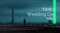 一场现实和梦幻场景相互衔接的万豪酒店婚礼快剪