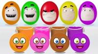 果宝特攻色彩水果儿童英语ABC学习水果英语家庭英语快乐英语
