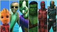 《史诗战争模拟器》奇葩创意模组丨漫威大战DC? !