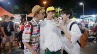 《萨瓦迪卡!banana》第四集:吃喝玩乐,4000泰铢high翻夜市