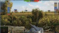 坦克世界Phm PW神眼位万伤1.23万