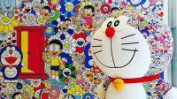 [玩具废柴]分享 番外篇 优衣库 村上隆 哆啦A梦 联名合作款 公仔
