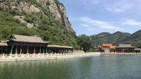 山西左权县龙泉国家森林公园胜境欣赏