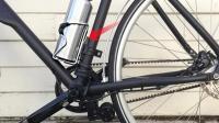 """自行车上装个""""水壶"""", 变电动车, 脚踏板控制, 时速45公里"""