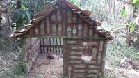 澳洲小哥  荒野求生 野外生存 生存哥 别致小房子建造