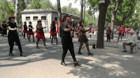 第一季 天坛穆木水兵舞团热身操练习