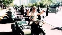 男子穿日本军服为迎亲车队开道: 被拘10日