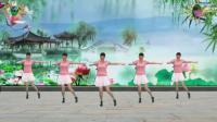 阳光美梅原创广场舞【这一生只为你】简单32步-编舞: 美梅2018最新广场舞视频