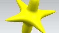 UG产品设计视频 6圆角曲面造型 青松设计网