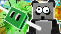 小格解说 Roblox养蜂模拟器: 组建超级蜜蜂军团! 奇幻森林收集蜂蜜! 乐高小游戏