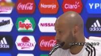 小马哥:罗梅罗的伤退令人惋惜 近10年他都是阿根廷的主力门神
