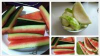 吃完西瓜皮不要扔, 试试这种新做法, 简单美味又下饭|佳佳美食记